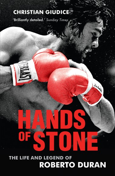 Hands of Stone front cover image