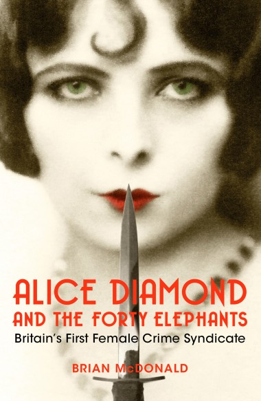 Alice Diamond and the Forty Elephants book cover image